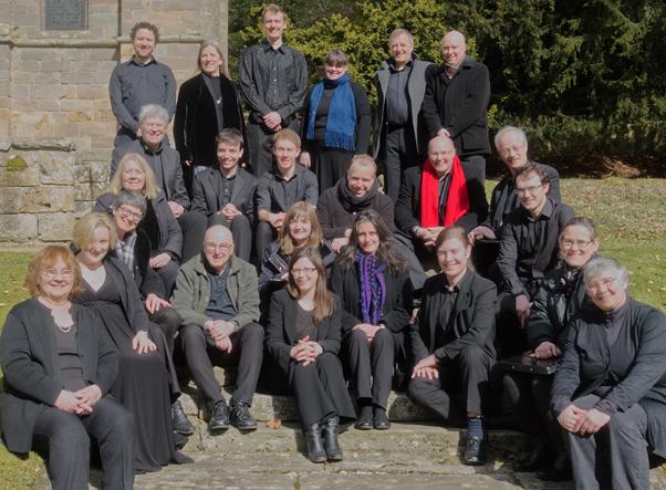 The Singers at Brinkburn Priory