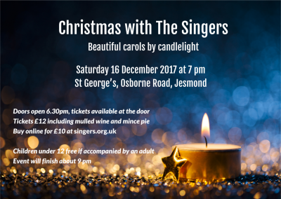 Christmas with The Singers