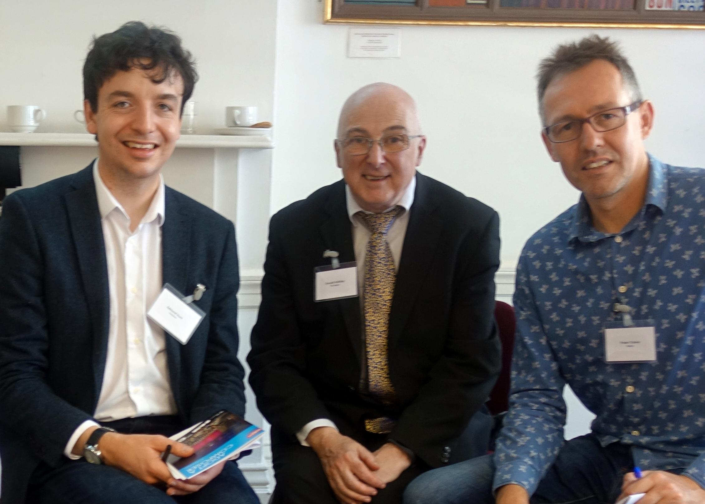 Adopt a Composer: Edmund, Donald and Fraser
