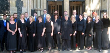 The Singers at Southwark Cathedral